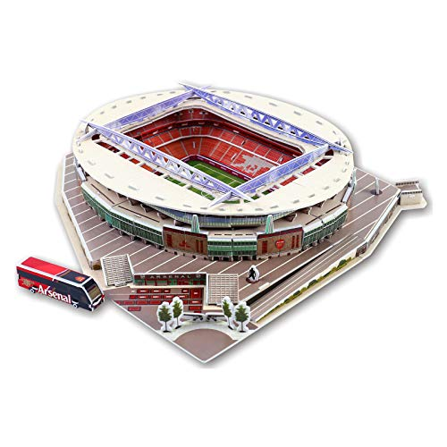 beyondy 3D Football Stadiums Puzzle, Football Gifts for Boys Emirates Stadium