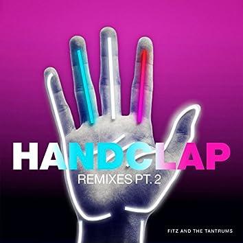HandClap (Remixes, Pt. 2)
