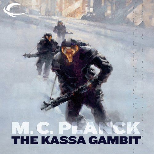 The Kassa Gambit cover art