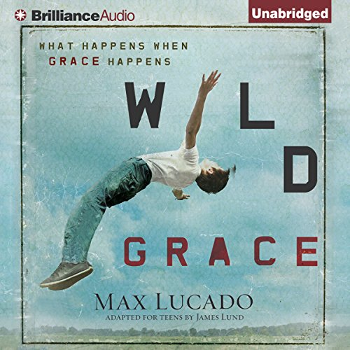 Wild Grace audiobook cover art