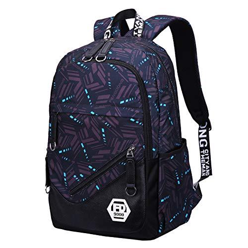 ZHAOSHOP Backpack Fashion Camouflage Multifunction Men Backpack Best Travel Anti Theft Laptop Men Shoulder Bag School Bag Backpack Rucksacks