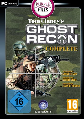 Tom Clancy's Ghost Recon - Complete - [PC]