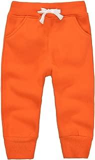 CuteOn Boys Cotton Fleece Winter Pants Various Colors 1-5Years