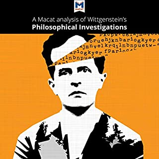 A Macat Analysis of Ludwig Wittgenstein's Philosophical Investigations cover art