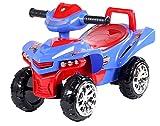 Toyhouse Racing Turbo Push ATV , Blue