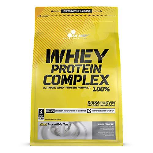 Olimp Whey Protein Complex 100% Schokolade, 1er Pack (1 x 700 g)