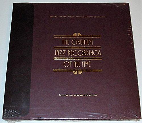 The Greatest Jazz Recordings of All Time - Contemporary Currents Vol. 97-100 -  Coleman, Hancock, Jarret, Corea, Vinyl