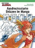 How To Draw Manga: Ausdrucksstarke Skizzen im Manga - Hikaru Hayashi