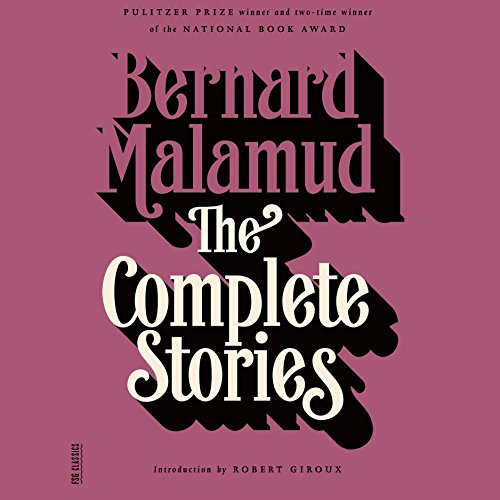 The Complete Stories audiobook cover art