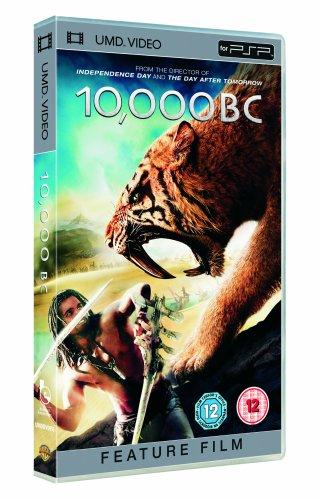 10,000 BC [UMD for PSP] -  Warner Brothers, 5060146919562