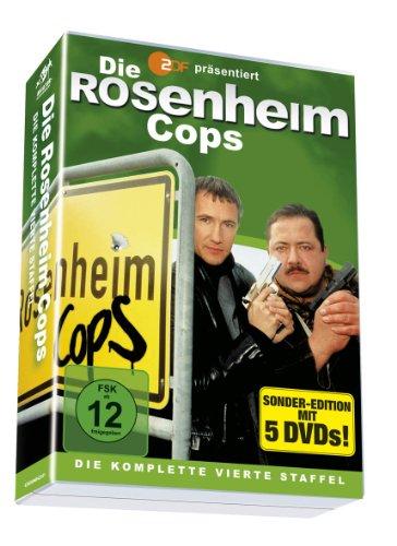 Die Rosenheim Cops - Staffel 4 (5 DVDs)