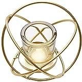 Titular de la Vela Nordic Simple Geometric Candlestick Forjado Hierro Vidrio Vela Soporte Tabla Top Top Centerpieces Weddings Evento Fiesta Decoraciones