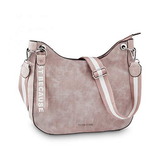 MARCO TOZZI Women's 2-2-61016-26 Handbag, Rose, Normal