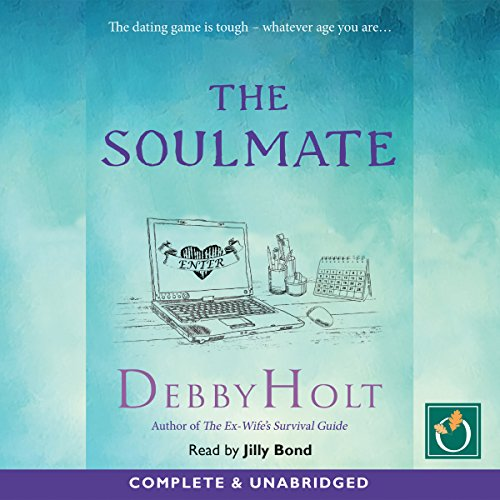 The Soulmate audiobook cover art