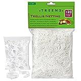 Treens Trellis Netting 5x30 ft. with 20...