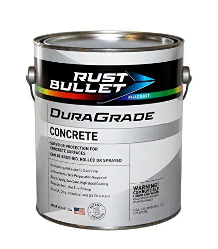 Rust Bullet Concrete Paint