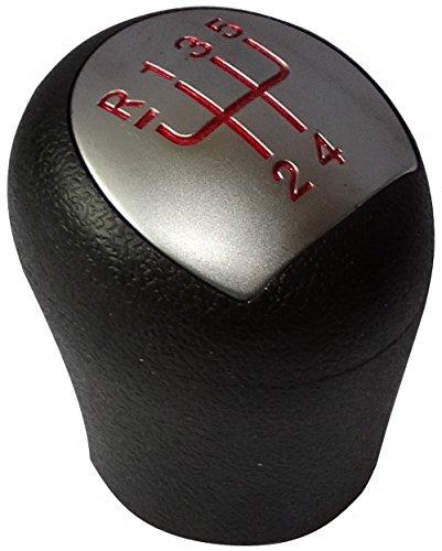 Aerzetix - Pomello leva cambio cifre rossi di velocità per auto .