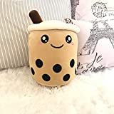 STAYTRU Stuffed Boba Bubble Tea Plush Pillow (30cm)- Cute Toy Gift Plushies - Plushy Gifts for Plushie and Milk Tea Lovers