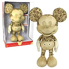 Special Edition Animator Mickey Mouse Plush celebrates the month of September. Includes Certificate of Authenticity. Comes in a window box featuring special Year of the Mouse packaging. Amazon exclusive. Mickey stands 16 inches tall. Made a soft sued...
