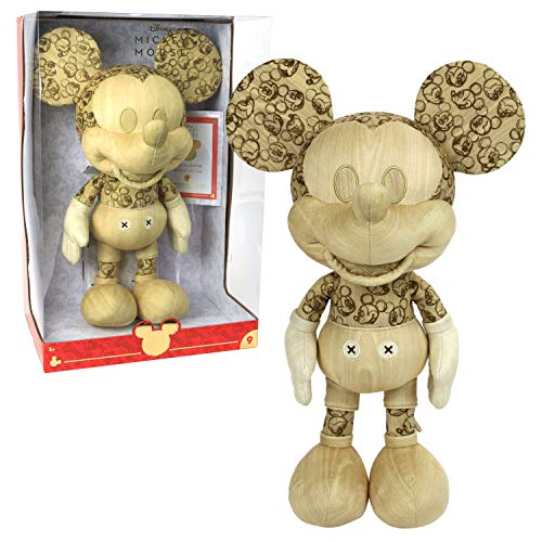 Limited-Edition Disney Animator Mickey Mouse Plush - Amazon Exclusive