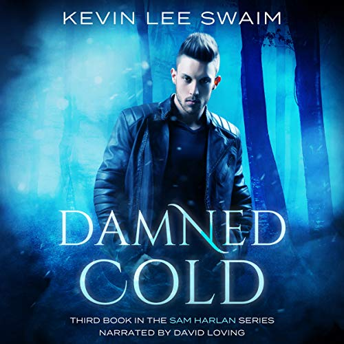 Damned Cold audiobook cover art