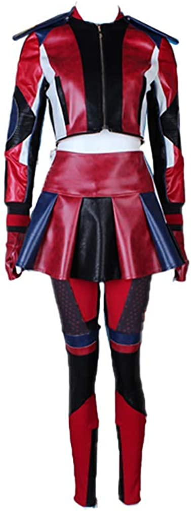 AGLAYOUPIN Adult Popular Evie Cosplay Outfit Costume Halloween Max 52% OFF