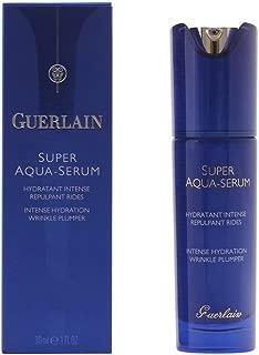 Guerlain Super Aqua Intense Hydration Wrinkle Plumper Serum for Unisex, 1 Ounce