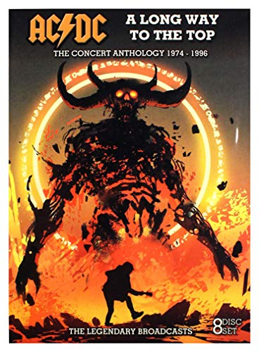 AC/DC: A Long Way To The Top - The Concert Anthology 1974-1996 [6CD]+[2DVD]