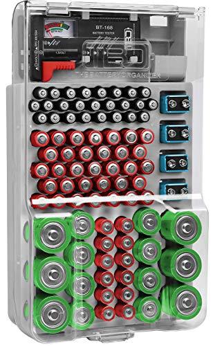 The Battery Organizer 7540 Storage Case Only $14.00 (Retail $19.99)