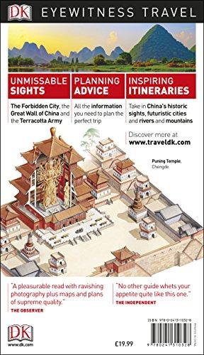 China DK. Eyewitness Travel Guide [Idioma Inglés]