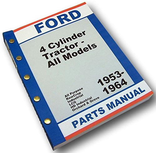 ford 2000 tractor manual - 9