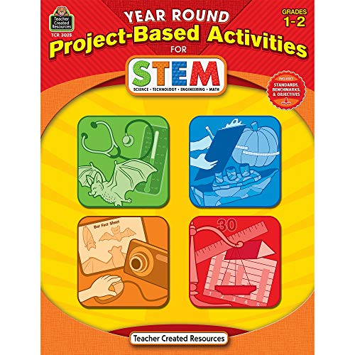 Year Round Project Based Activities For Stem Grd 1 2