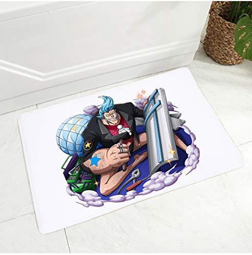 Teppich Wild Bodenmatte Kinderzimmer Spielmatte Japanischer Cartoon Anime Kristall Samt Wohnzimmer Esszimmer Schlafzimmer Nachtbett Rechteckiger Teppich 120 * 200