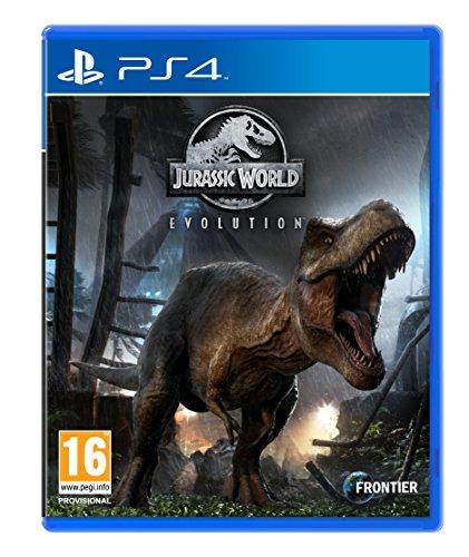 Jurassic World Evolution (PS4) Standard Edition
