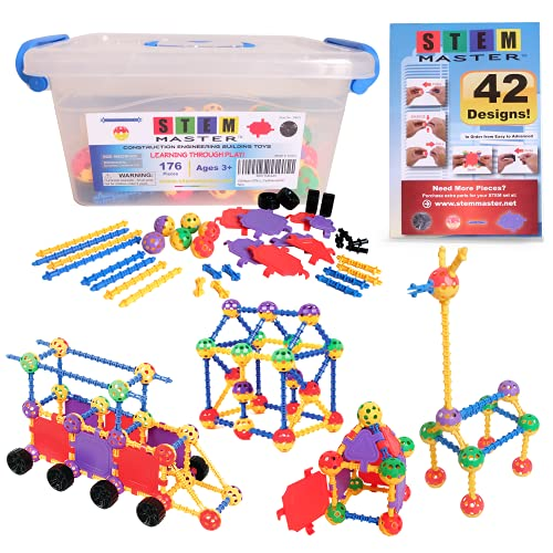 TITLE_STEM Master Building Toy For Kids