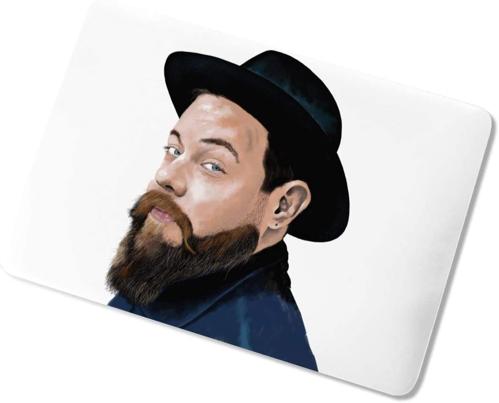 air13 Scratch-Resistant and wear-Resistant MacBook Air Laptop Protective Shell touch15 ZDLGMTD Nathaniel Rateliff Suitable for The New air13 touch13