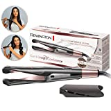 Remington S6606 Piastra Capelli Curl & Straight, Design 2 in 1 Semplice ed...