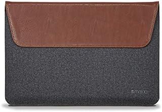 Maroo Woodland PU Leather/Wool Sleeve for Microsoft Surface Pro 3   Brown (3,4,5,6)   Braun/Grau