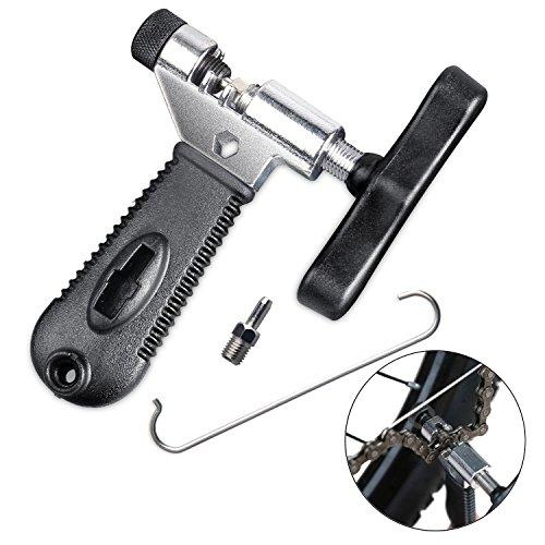 Oumers Fahrrad Link Zange+Fahrrad Ketten Werkzeug+Ketten Prüfer Fahrrad Reparatur Werkzeug Set - 2