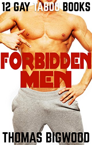 FORBIDDEN MEN Mega Bundle (Collection of 12 Gay Taboo Romance Stories) (English Edition)
