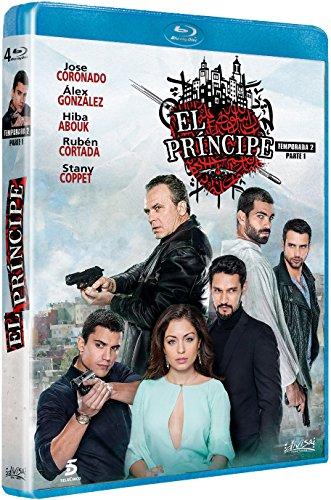 El Príncipe - Temporada 2 (parte 1) [Blu-ray]
