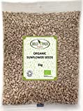 Organic Sunflower Seeds by Bold & Pack (1kg)