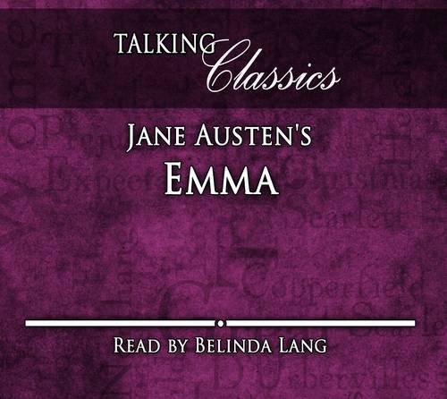 Jane Austen's Emma (Talking Classics)