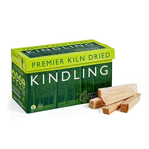 Certainly Wood Kiln Dried kindling Ofengetrocknetes Anzündholz
