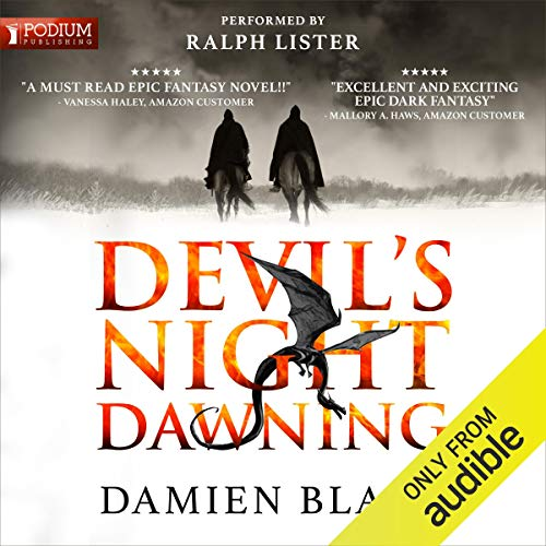 Devil's Night Dawning cover art