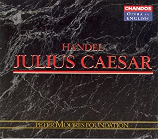 Giulio Cesare in Egitto, HWV 17 (Sung in English): Act I Scene 4: How silently, how slyly (Caesar)