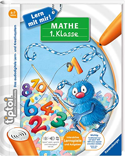Ravensburger Verlag GmbH -  tiptoi® Mathe 1.
