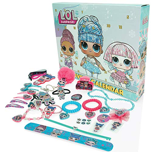 L.O.L. LOL Surprise Fashion Jewellery Advent Calendar For Girls