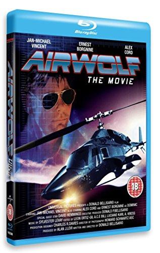 Airwolf [Blu-Ray] [UK Import]