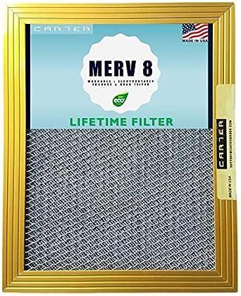 CARTER MERV 8 HVAC & Furnace Filter